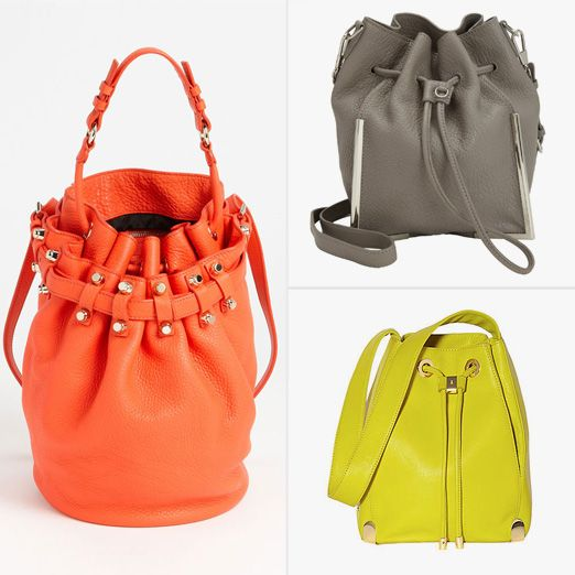 Rank & Style - Best Bucket Bags #rankandstyle