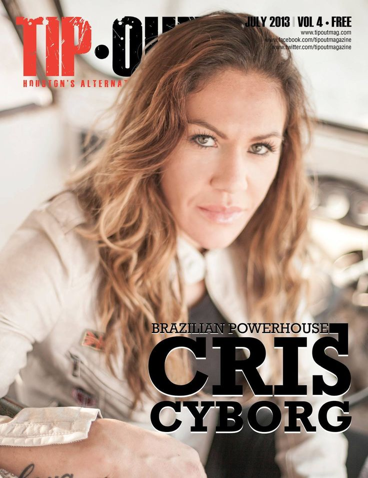 """http://bryananderson.net/ Tip Out Cover : Cristiane """"Cyborg"""" Santos Writer for Interview: Missv Haven Makeup/Hair: Larissa Reis Photog: BryanAndersonPhotography — with Cristiane Justino Cyborgs."""