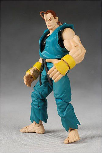 Street Fighter Dan Hibiki Action Figure @ niftywarehouse.com #NiftyWarehouse #StreetFighter #VideoGames #Gaming