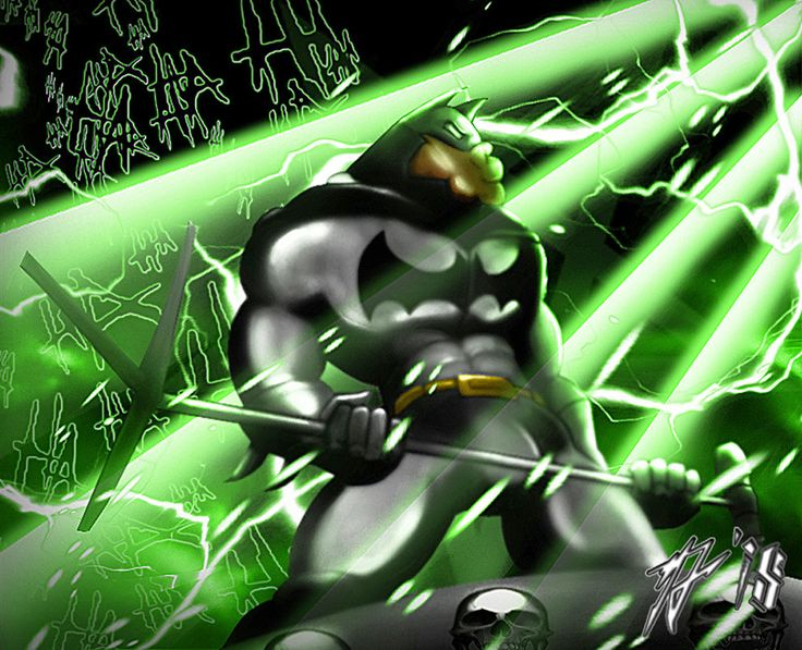 Batmetal forever fanart by JackCoffins.deviantart.com on @DeviantArt
