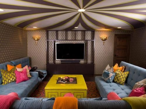 Cheap Basement Ceiling Ideas | Basement Ceiling Options For Low Ceilings