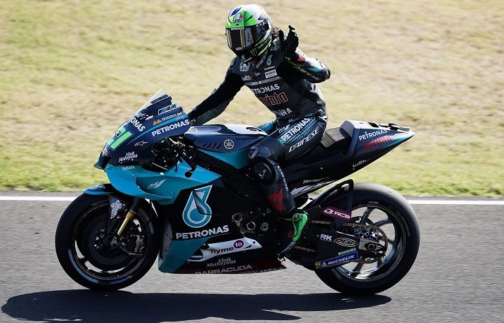 Race Motogp Misano 2020 Dimenangi Morbidelli Motogp Juara