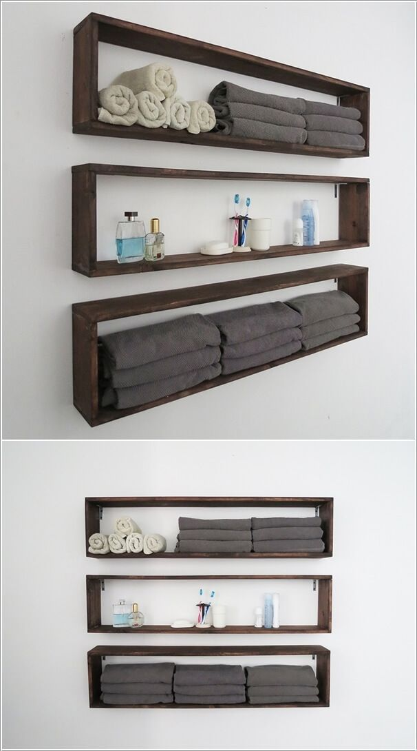 Only Some Planks Can be Converted into These Fabulous Storage Box Shelves