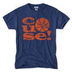 Syracuse Vintage Basketball T-Shirt