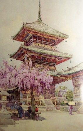 16388 - The Flowers and Gardens of Japan - Painted by Ella Du Cane described by Florence Du Cane