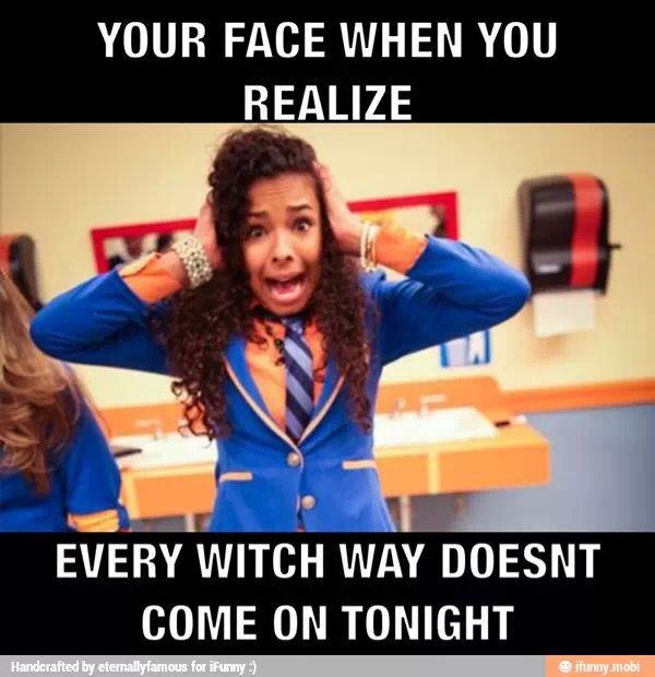 Every Witch Way for life!!!