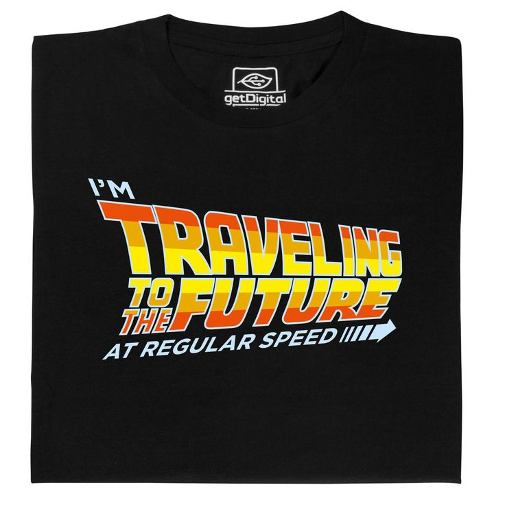 We're all time travellers, with 100% speed each moment brings us closer to the future.