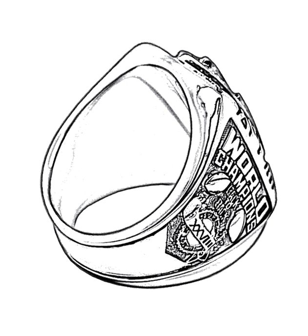 pictures super bowl ring coloring for kids