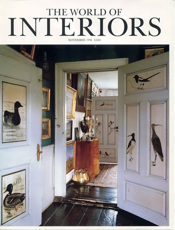 105 best World of Interiors magazine covers images on Pinterest ...