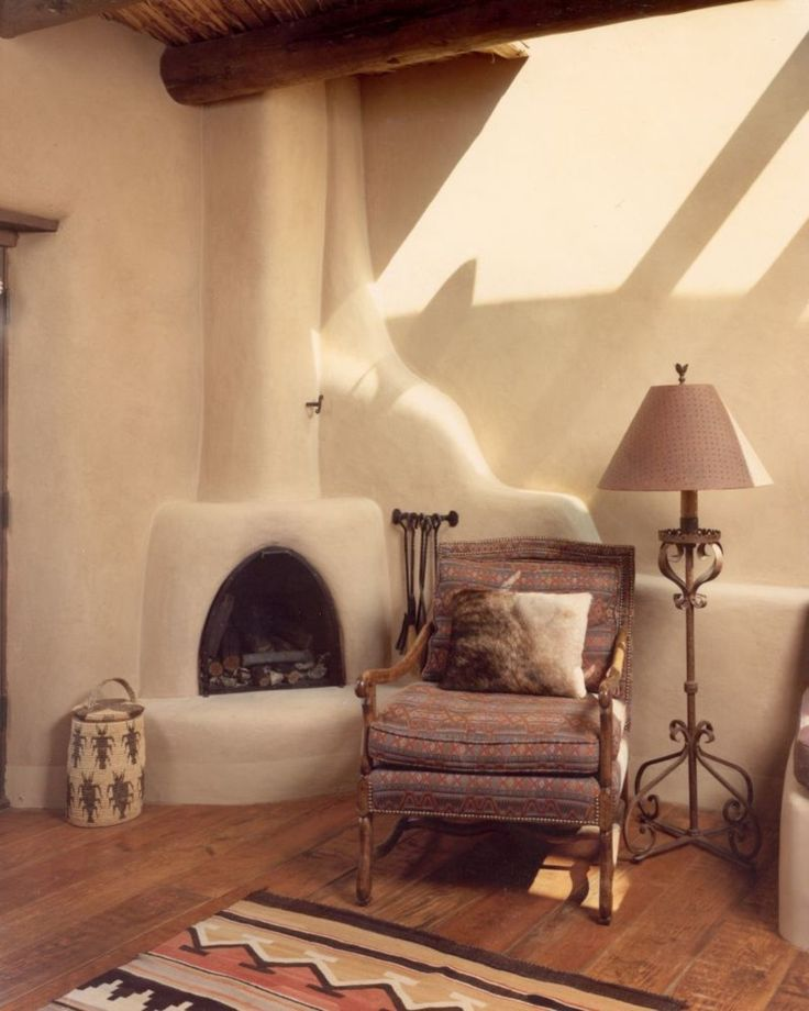 Santa Fe Style | Interior design portfolios, Interior ...