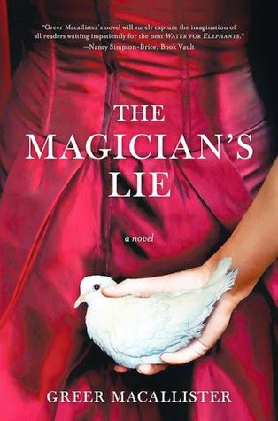 Historical Novel Review: The Magician's Lie by Greer MacAllister