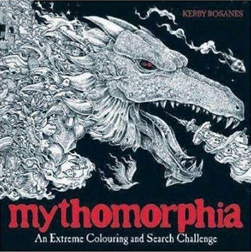 Kerby Rosanne ajoutera Mythomorphia à Animorphia et Imagimorphia ...