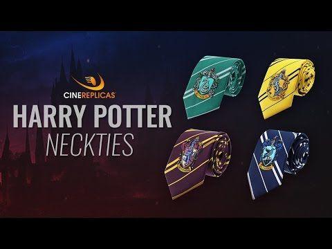 Cravate Harry Potter Gryffondor par Cinereplicas