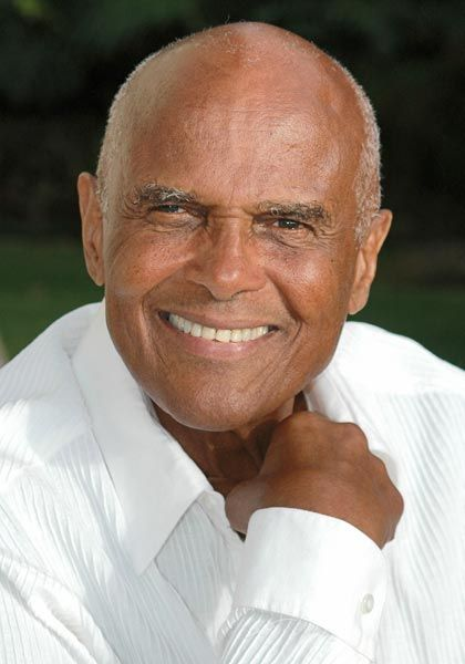 Harry Belafonte. I've always wanted to meet him and have come extremely close several times! I hope I'm blessed to sake his hand one day and thank him for being such an inspiration