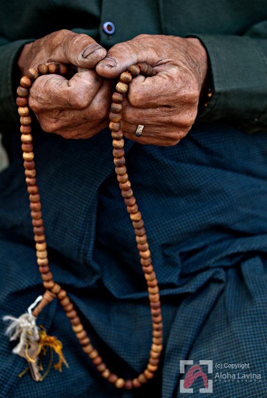 Namaste Mala prayer beads, Buddhism, Beautiful prayers
