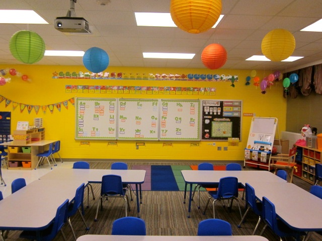 Classroom Decor Ideas Elementary ~ Cute classroom with this theme decor