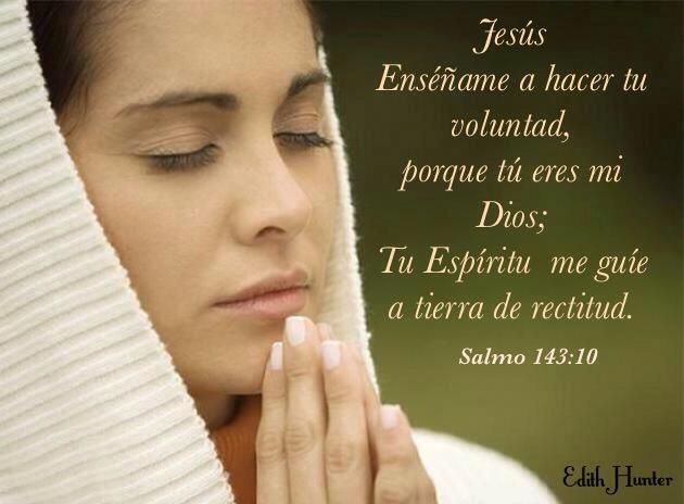 Ense ame hacer tu voluntad salmo proverbios for Ensename todo