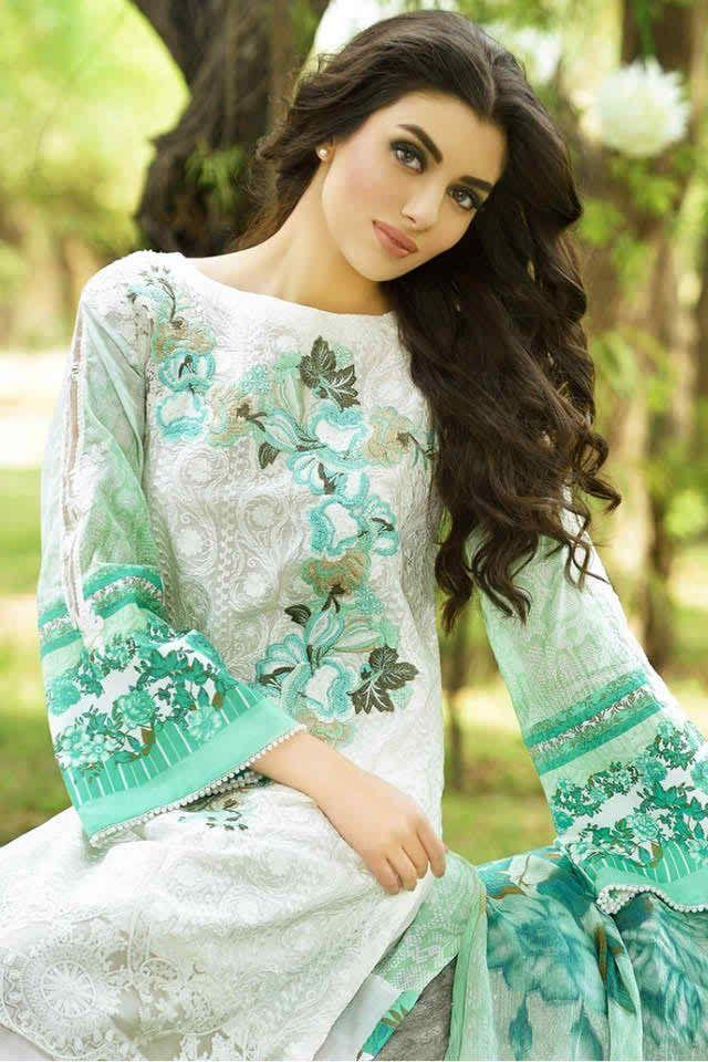 Pakistan Fashion Pakistani Dresses, Current Events Women Dresses, Women's Fashion Women's Trends Firdous Exclusive Lawn Collection 2016