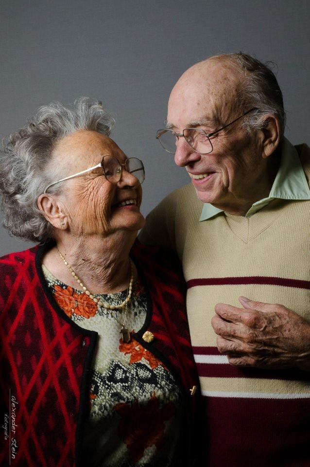 Oma & Opa in Love von Stein Alexander