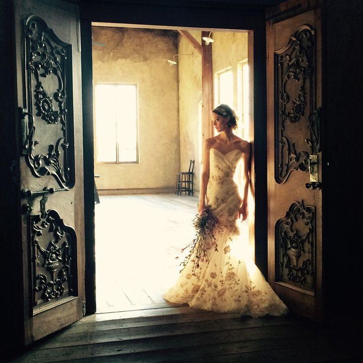 Wedding dress ウェディングドレス ENZOANI エンゾアニ 03-8869