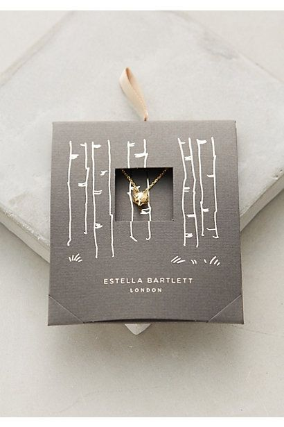 Charmed Necklace #anthropologie