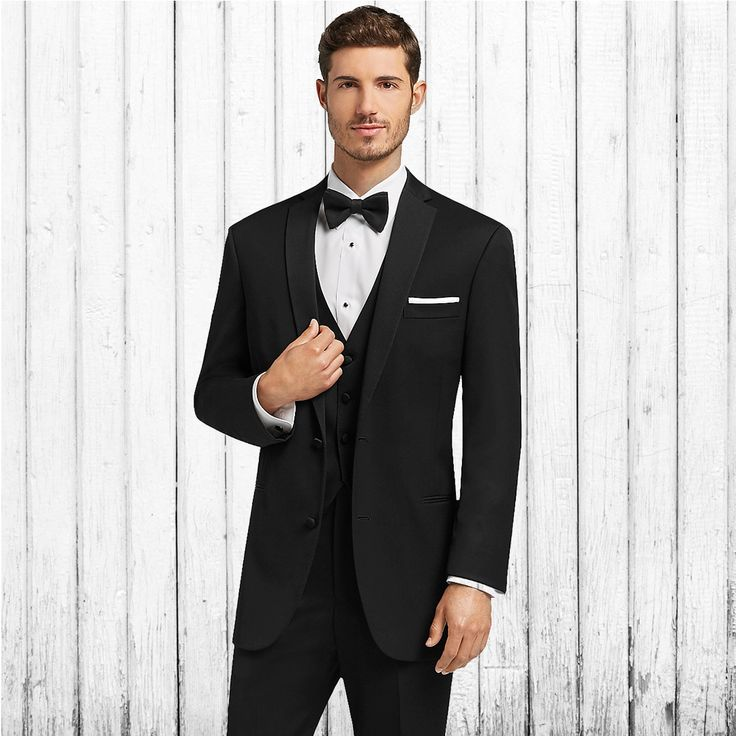 Opt for a more polished formal look with our #tuxedos! Shop Now
