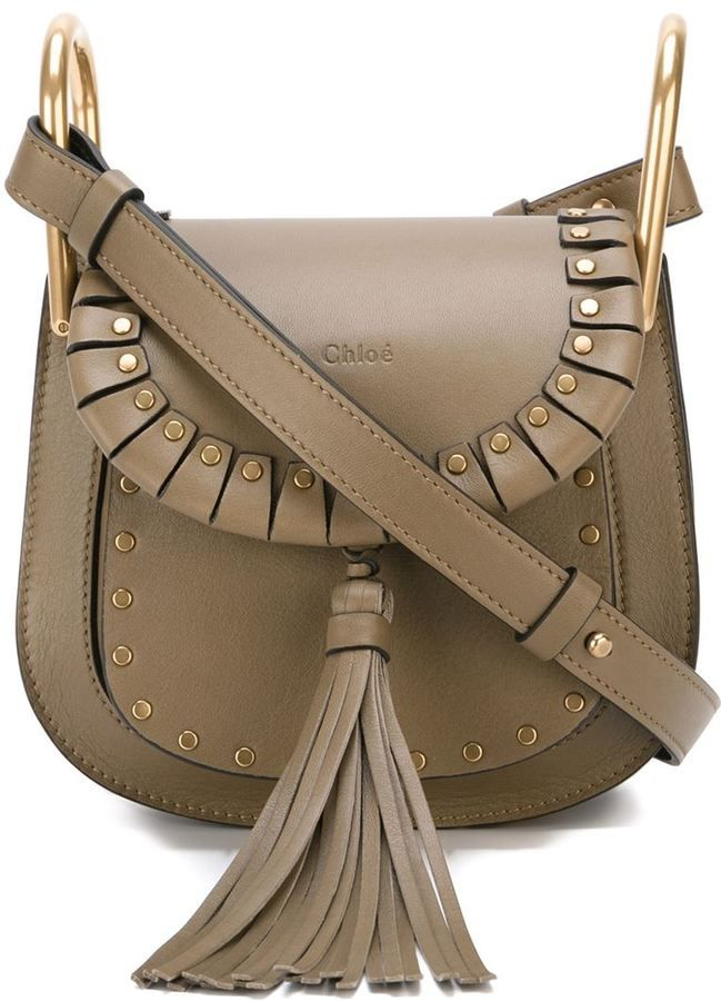 Chloé 'Hudson' crossbody bag - ShopStyle Women
