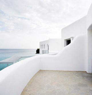 Blue Sand Hotel, Folegandros, Greece