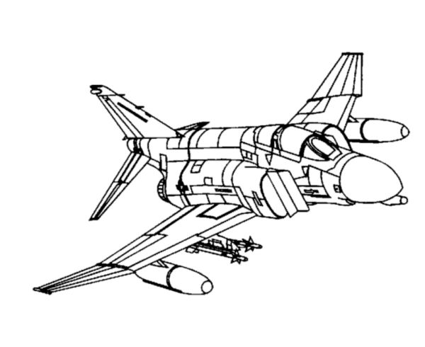 Aircraft coloring pages Music