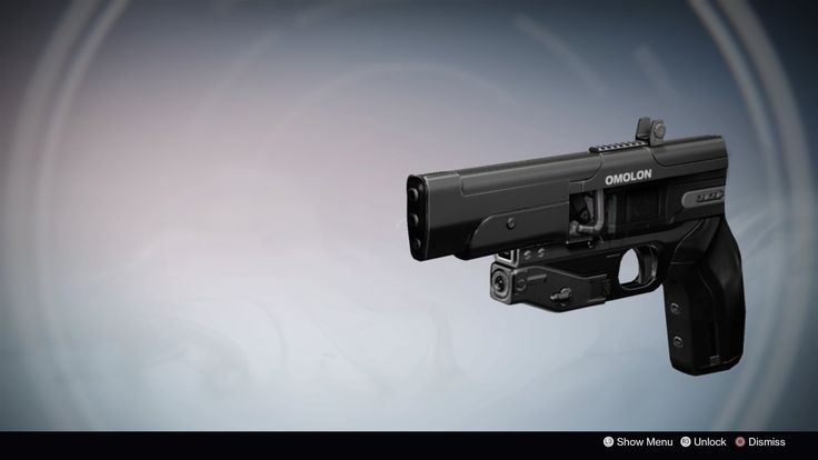 The Musketeer: Exotic Omolon Hand Cannon Concept by DestinyWarlock