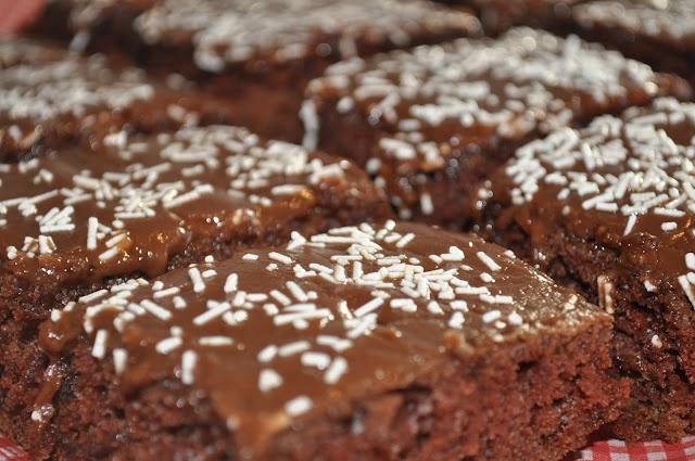 Barnas favoritt sjokoladekake