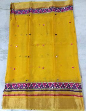 Pure Organza Sarees | Buy Online Organza Sarees | Elegant Fashion Wear