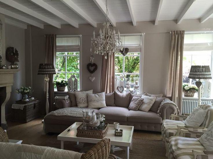 83 besten Wohnzimmer Bilder auf Pinterest Wohnzimmer - esszimmer moderner landhausstil