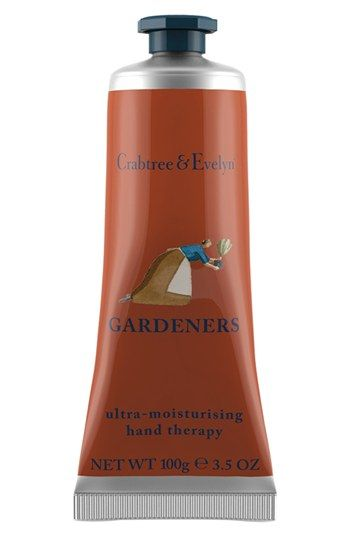 Free shipping and returns on Crabtree & Evelyn 'Gardeners' Hand Therapy at Nordstrom.com. Gardeners Hand Therapy locks in moisture, intensely revitalizing skin with its blend of macadamia nut oil and shea butter. With each use, hands become noticeably softer and smoother.