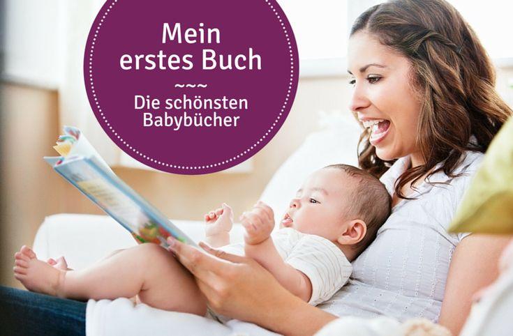 Mein erstes Buch: Die schönsten Babybücher | mamour