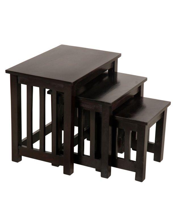 Long Lasting & Durable.. Dark Brown Coffee Table!