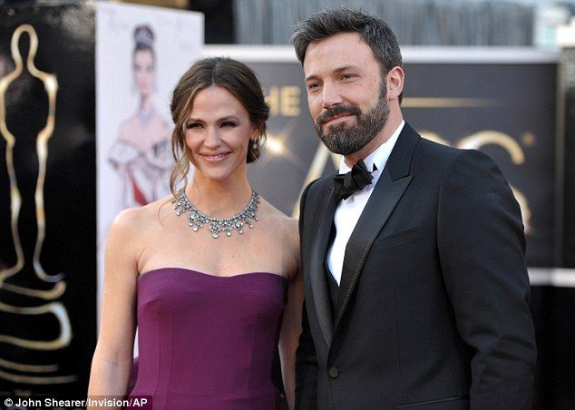 End of an era: In June, Ben and Jennifer announced they are to get a divorce, the day afte...