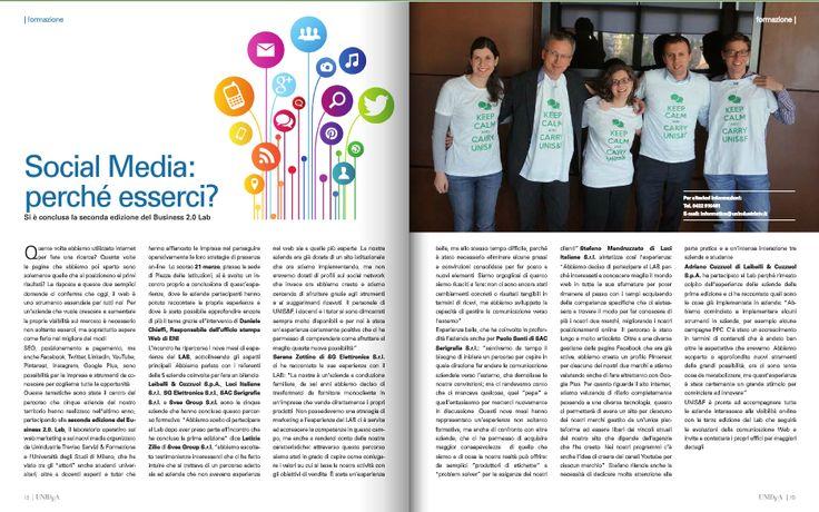 Conclusa la II^ Edizione del Business Lab 2.0 | Frogmarketing
