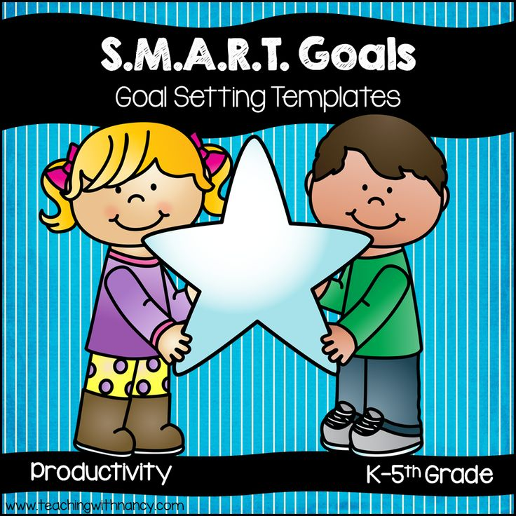 Welcome to Teaching with Nancy!   Use these templates to help your students with academic goal setting. A variety of templates are included to fit the needs of various grade levels. … Continue reading →