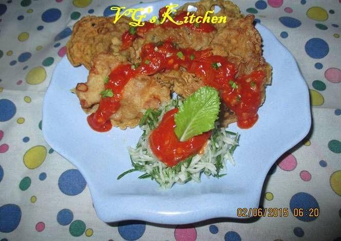 Tomato Chicken (TOMAT AYAM) Recipe -  I think Tomato Chicken (TOMAT AYAM) is a good dish to try in your home.