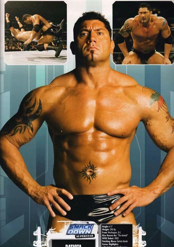 Dave Batista 2003