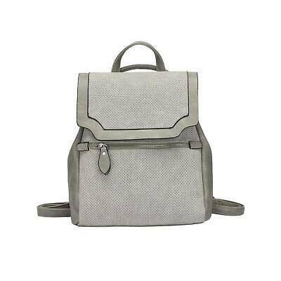 ICYMI: RUCKSACK Shopper Backpack Cityrucksack Schultertasche Leder Optik Reise T… – Italyshop24.com