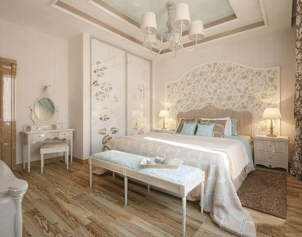 id e d co chambre adulte romantique 80 photos. Black Bedroom Furniture Sets. Home Design Ideas