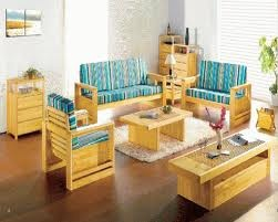 Wood Living Room Furniture: China Full Living Room Furniture Set From  Natural European Pine Wood