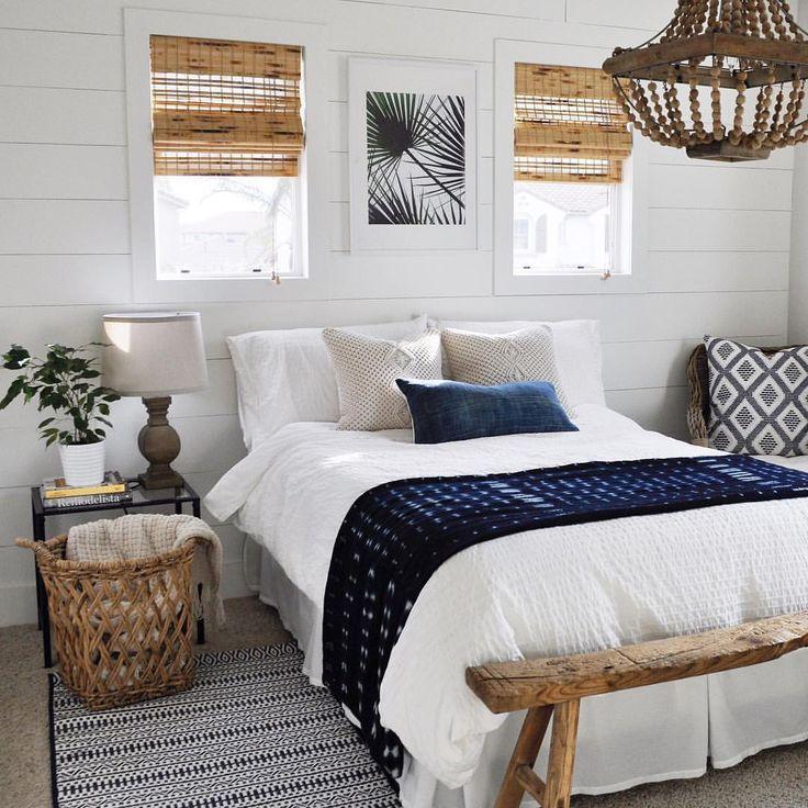 457 Likes, 26 Comments - Urban + Gray Home ~Shelby ... on Boho Master Bedroom Ideas  id=74253