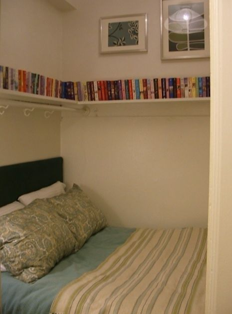 I 39 D Never Sacrifice A Walk In Closet To Make A Bedroom