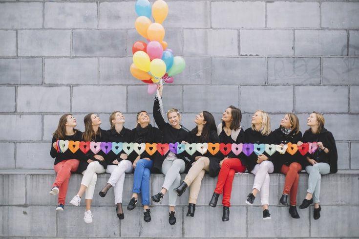 EVJF: Des idées de tenues pour vos shootings photos entre copines