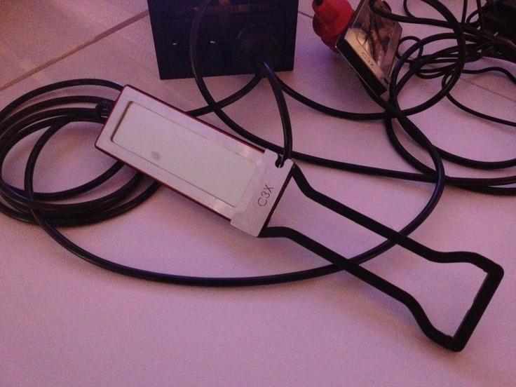 3. Platz: Eine OLED Arbeitsleuchte.