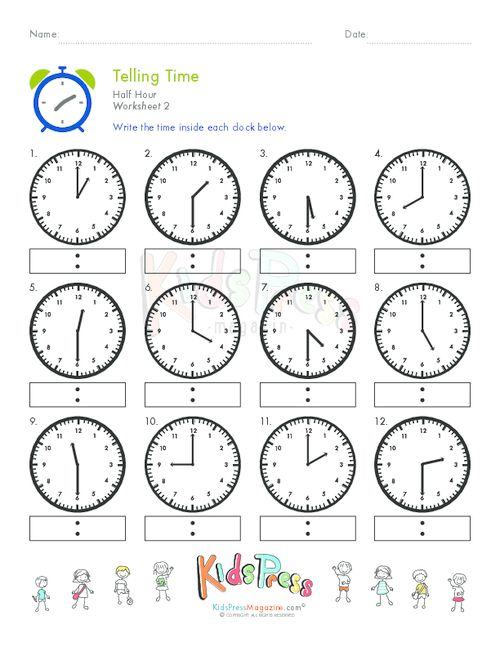 83 best images about telling time on pinterest