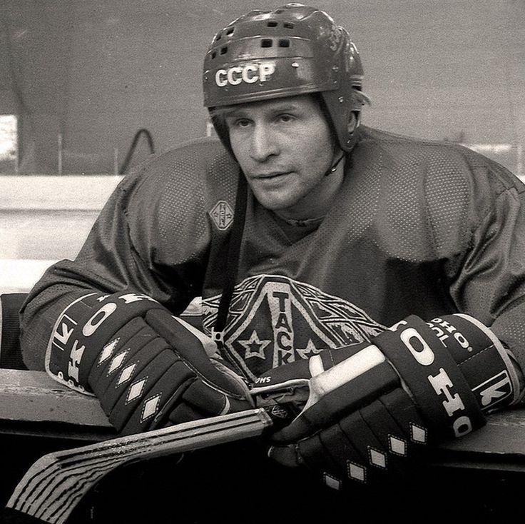 Vladimir Konstantinov | CCCP | Soviet | Hockey